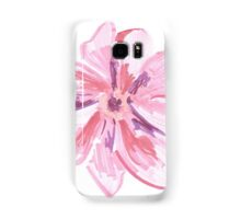 watercolor flower Samsung Galaxy Case/Skin