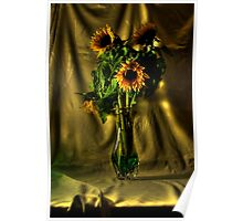 Sunflowers I Poster