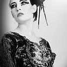 Black and White Swan by Rebecca Tun