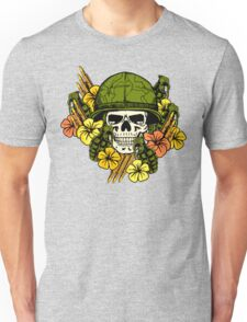 Tropical Print (Military Edition) Unisex T-Shirt