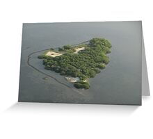 For the Birds: Pelican Island National Wildlife Refuge Greeting Card