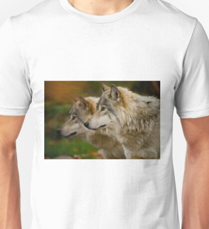 Timber Wolves Unisex T-Shirt