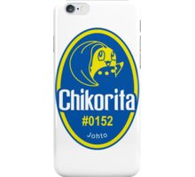 Sticker! Johto Produce (EN) iPhone Case/Skin