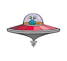 Alien Saucer by AmazingMart