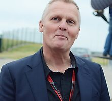 Johnny Herbert 2015 II by Rhiannon D'Averc