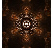 The Celestial Sun Tomb Photographic Print