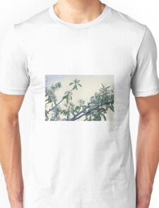 Pear blossoms Unisex T-Shirt