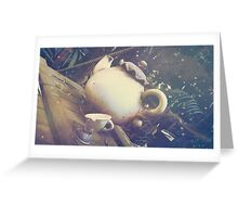 Adventure Tea Greeting Card