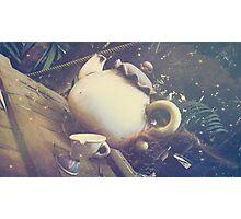 Adventure Tea Photographic Print