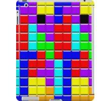Colorful Tetrominoes iPad Case/Skin
