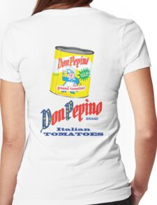 DON PEPINO Womens Fitted T-Shirt