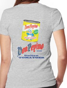 DON PEPINO Womens Fitted T-Shirt