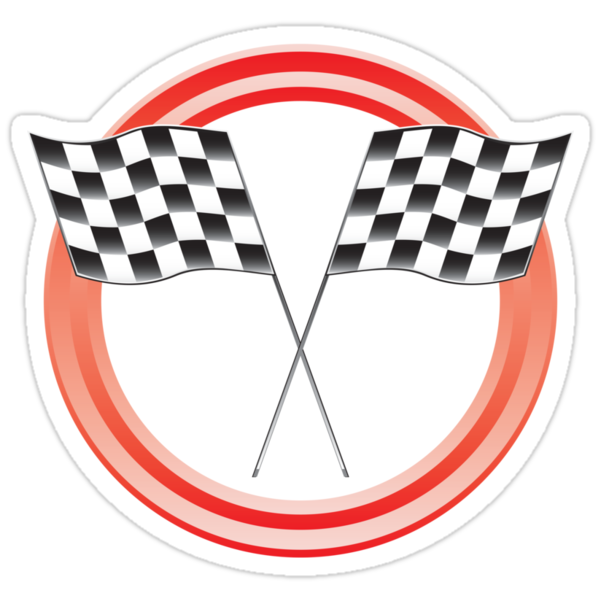 race flags by Alejandro Durán Fuentes