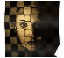 My checkered past. Poster