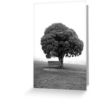 Not your ordinary cruciferous vegetable (ii) Greeting Card