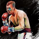 Warrior, Arturo Gatti by JorgeBustamante