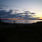 Sunset - Lennox Passage - Cape Breton by ginger54