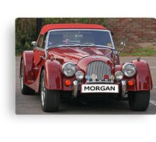 Morgan Canvas Print