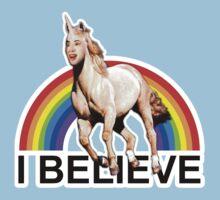 I BELIEVE by Choccit
