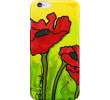 Doing The Poppy Shuffle iPhone Case/Skin