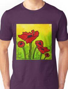 Doing The Poppy Shuffle Unisex T-Shirt