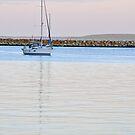 Sailing...takes me away... by Sandra Guzman