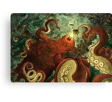 The Indrigan Beast Canvas Print