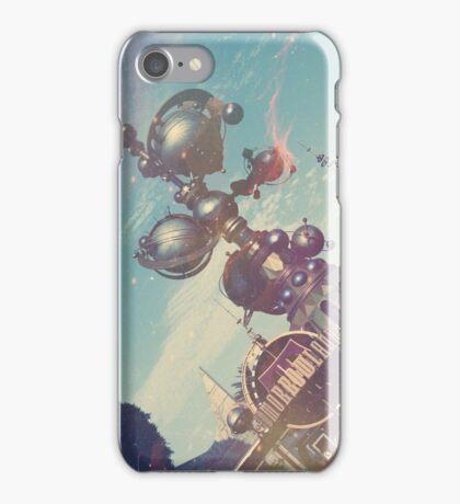 Tomorrow Adventure iPhone Case/Skin