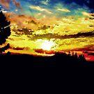 California artist's sky by marcy413
