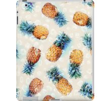 Pineapples + Crystals iPad Case/Skin