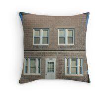 23 Main Street Throw Pillow