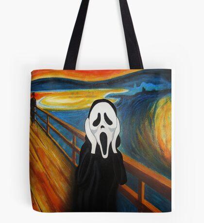 Scream Mash-up Tote Bag