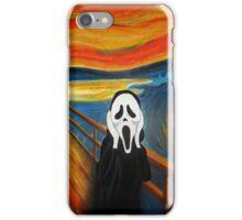 Scream Mash-up iPhone Case/Skin