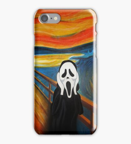 Scream Mash-up iPhone Case/Skin