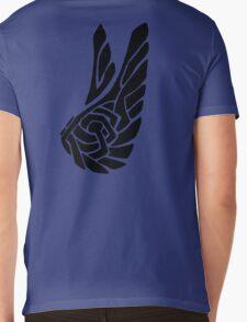 Knotted Flight Mens V-Neck T-Shirt