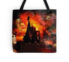 Reflections Of Troy Tote Bag