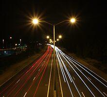 Cringila Speeding by Stephen Jarrett