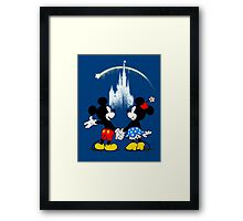 Making Wishes Come True Framed Print