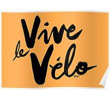 Vive le Velo v1 Poster