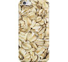 Raw Oats iPhone Case/Skin
