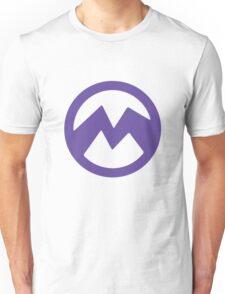 Purple evil minion logo- El Macho Unisex T-Shirt