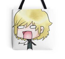 The best kind of Raiden Tote Bag