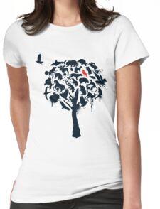 Tree House (Black Print) T-Shirt