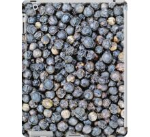 Black Pepper Corns iPad Case/Skin