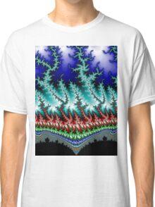 Frizzle Frazzle Fractal 1 Classic T-Shirt