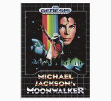 Moonwalker Genesis Megadrive Sega Box cover Kids Clothes