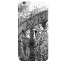 Adventure Tiki iPhone Case/Skin