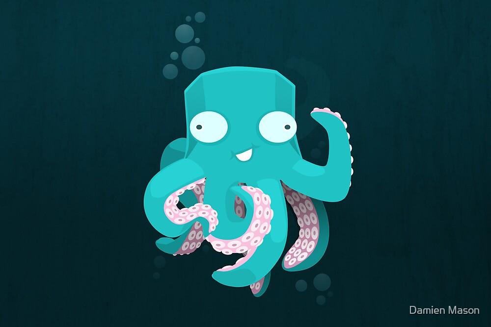 Kraken by Damien Mason