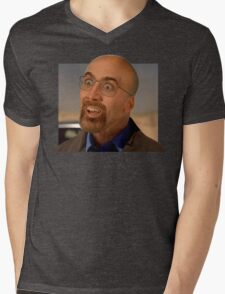 You Don't Say My Name Mens V-Neck T-Shirt
