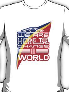 Captain EO - Change the World T-Shirt